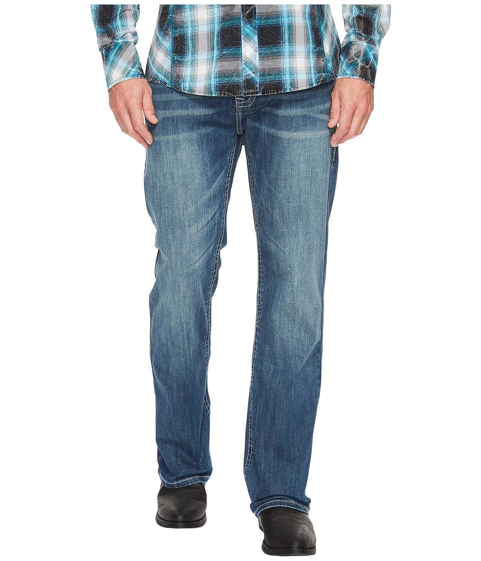 Rock and Roll Cowboy - Reflex Double Barrel in Medium Vintage M0D3466 (Medium Vintage) Men's Jeans