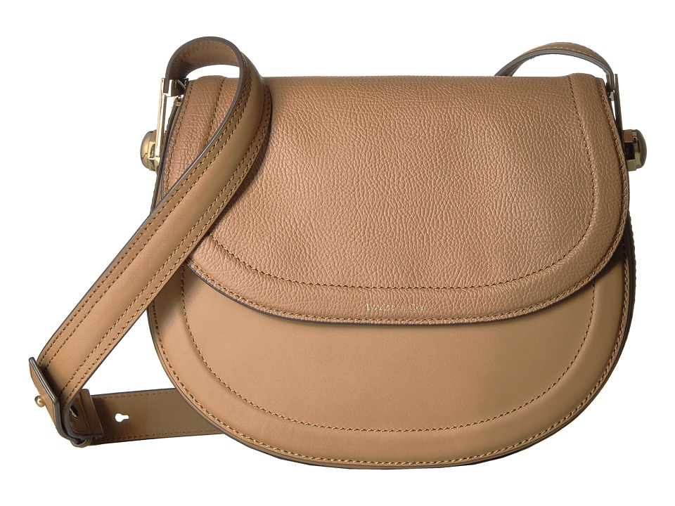 Louise et Cie - Alise Crossbody (Camel) Cross Body Handbags
