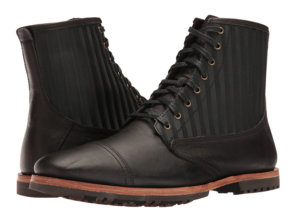 Timberland Boot Company - Bardstown Cap Toe Boots (Nine Iron) Men's Boots