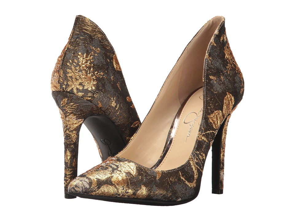 Jessica Simpson Cambredge (Metallic Multi) High Heels