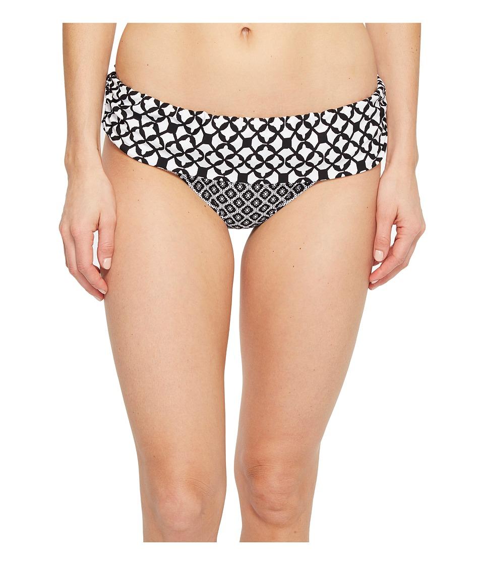Athena - Baja Geo Lani Banded Pants (Black) Women's Swimwear