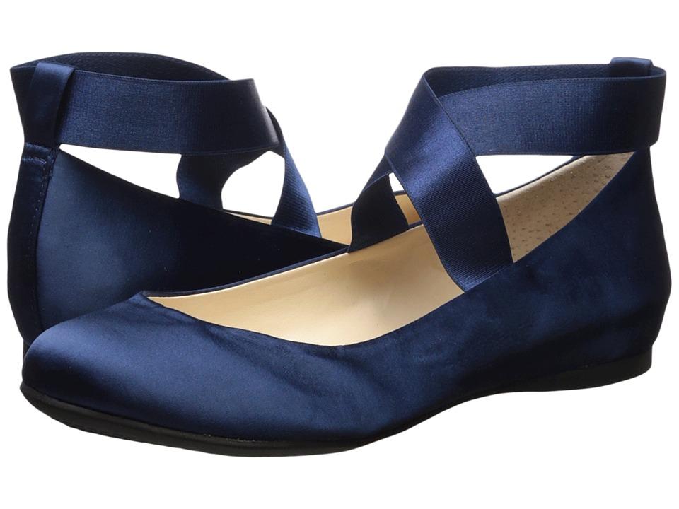 Jessica Simpson - Mandayss (Navy) Women's Flat Shoes