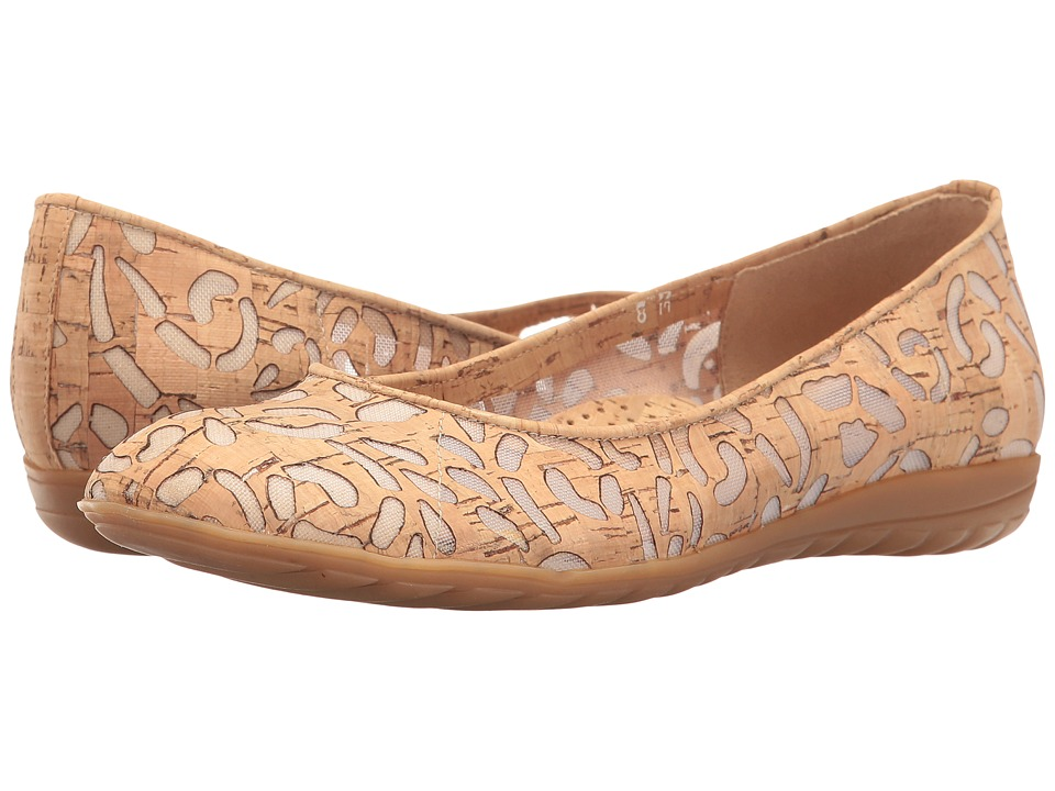 Sesto Meucci - Beryl (Natural Cork/Beige) Women's Slip on Shoes