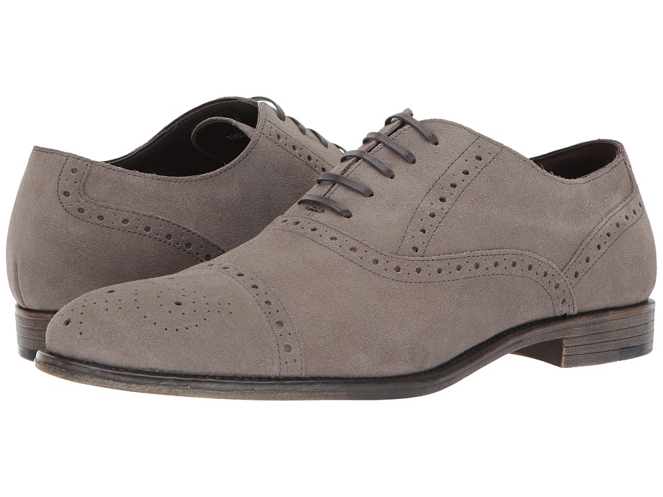 RUSH by Gordon Rush Lydon (Grey Suede) Men