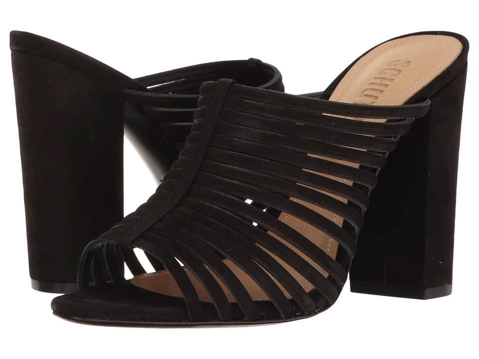 Schutz - Veronika (Black) Women's Shoes