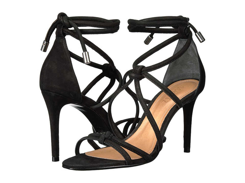 Schutz - Nadira (Black) Women's Shoes