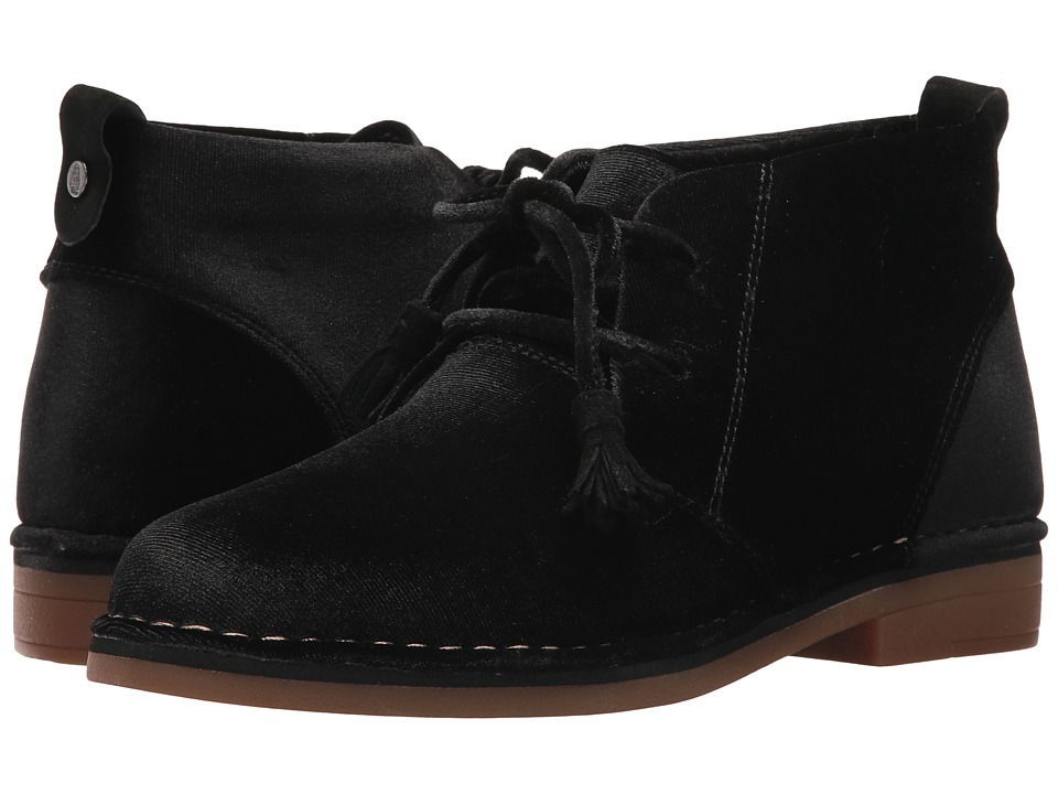 Hush Puppies Cyra Catelyn (Black Velvet) Women