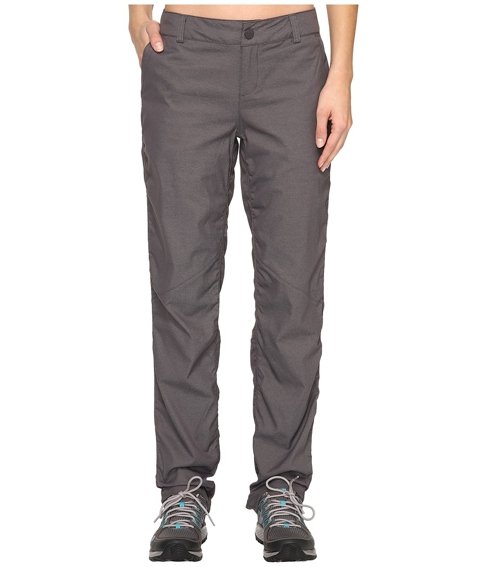 The North Face - Aphrodite Straight Pants (Graphite Grey (Prior Season)) Women's Casual Pants
