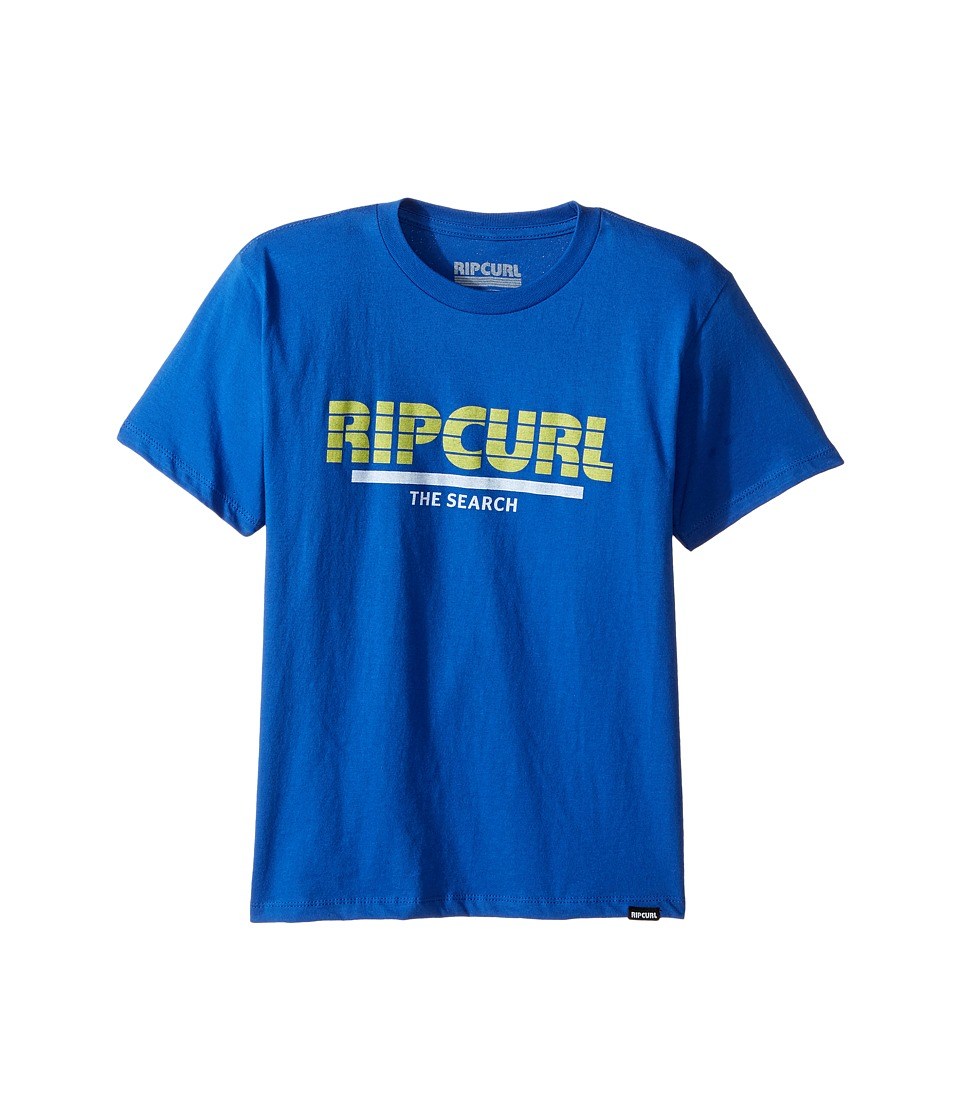Rip Curl Kids - DC Twin Mama Premium Tee (Big Kids) (Royal) Boy's T Shirt