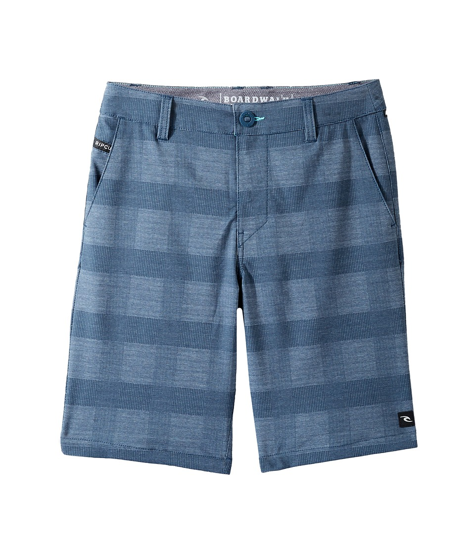 Rip Curl Kids - Mirage Declassified Walkhorts (Big Kids) (Navy) Boy's Swimwear