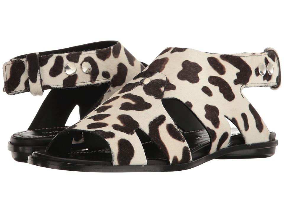 Proenza Schouler - PS28198 (Leopard) Women's 1-2 inch heel Shoes