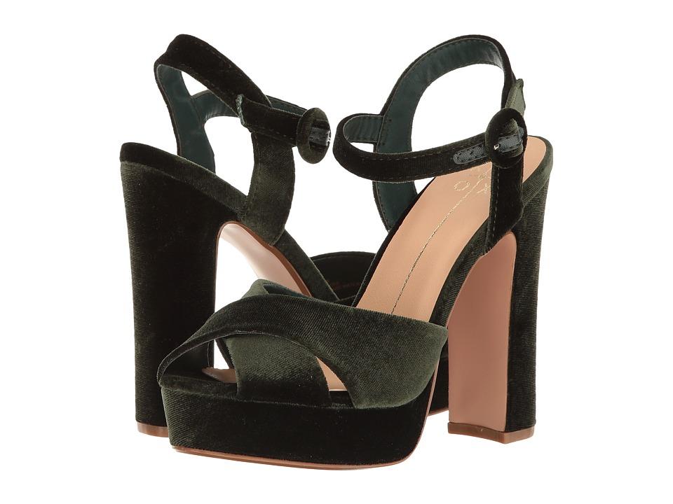 XOXO - Briann (Green) Women's Shoes