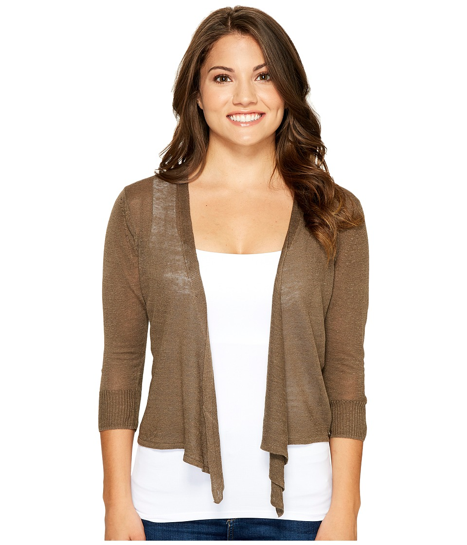 NIC+ZOE - Petite Four-Way Cardy (Marshland) Women's Sweater
