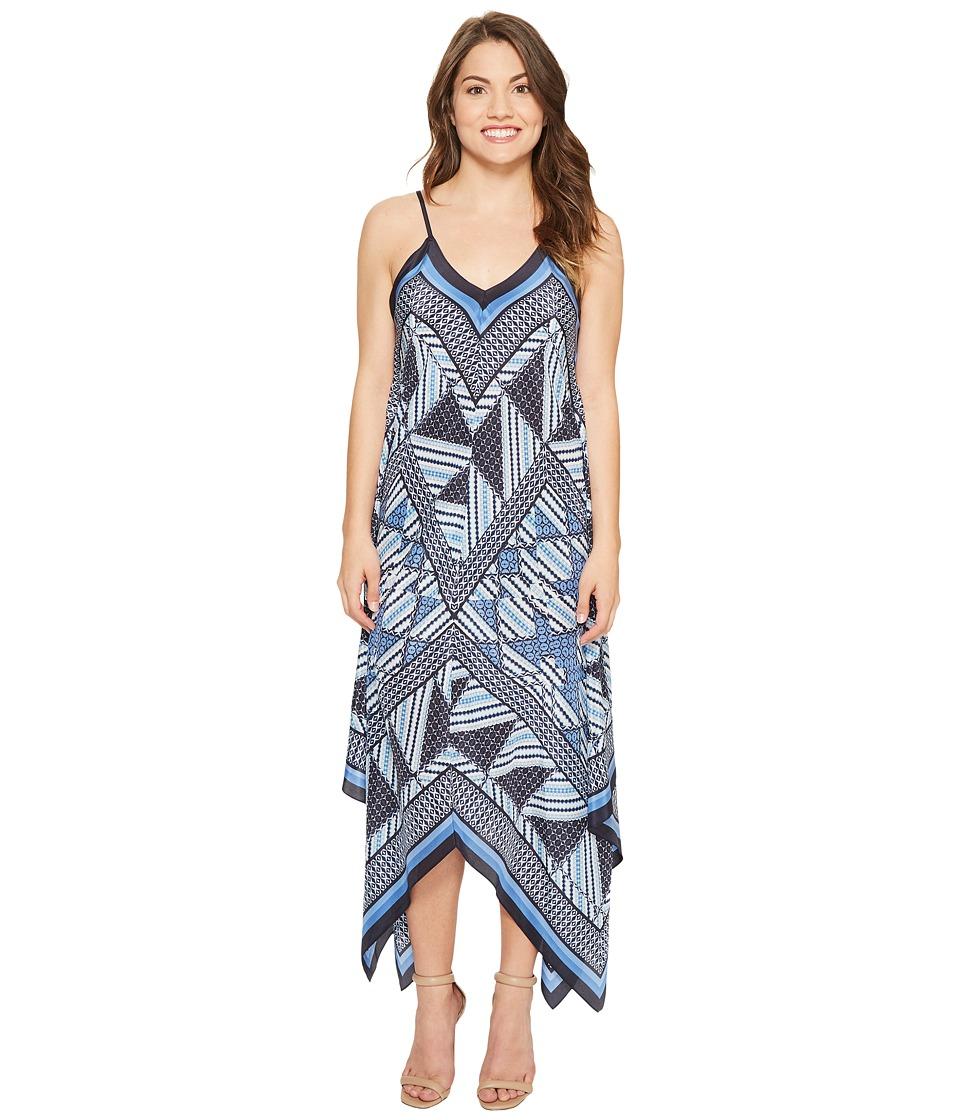 NIC+ZOE Petite Calypso Dress (Multi) Women