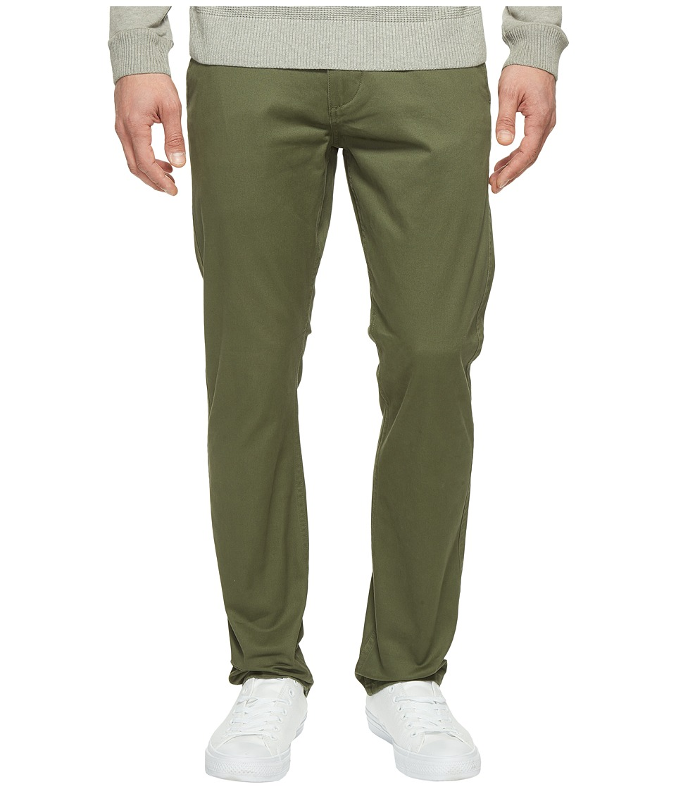 Dockers Premium - Better Broken in Chino (Dockers Olive) Men's Casual Pants
