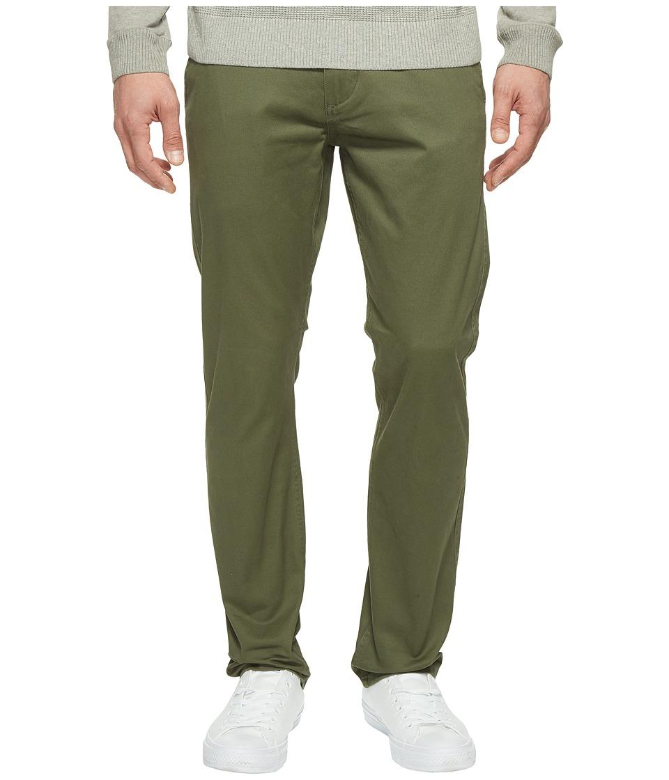 Dockers Premium - Better Broken in Chino (Dockers Olive) Men's Casual Pants