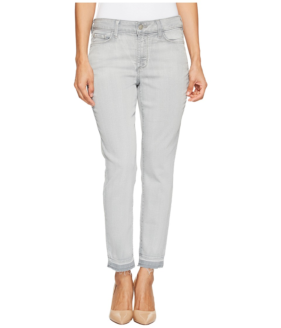 NYDJ Petite - Petite Alina Ankle with Released Hem in Reims (Reims) Women's Casual Pants