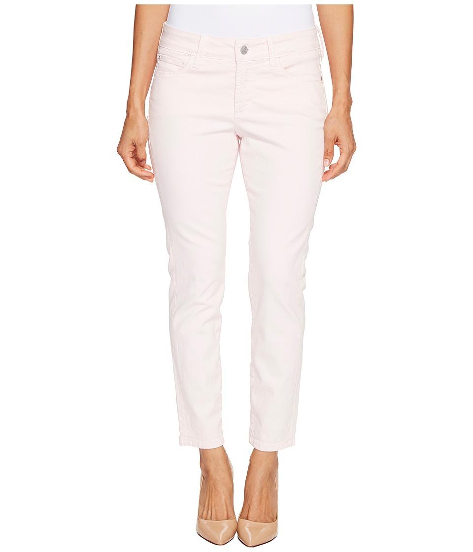 NYDJ Petite - Petite Alina Convertible Ankle in Pink Chiffon (Pink Chiffon) Women's Casual Pants