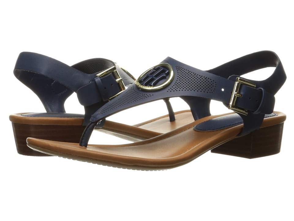 Tommy Hilfiger - Kandess (Navy) Women's Shoes