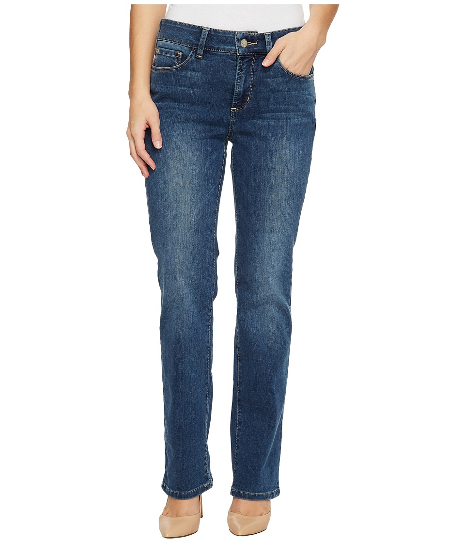 NYDJ Petite - Petite Marilyn Straight in Le Maire (Le Maire) Women's Jeans