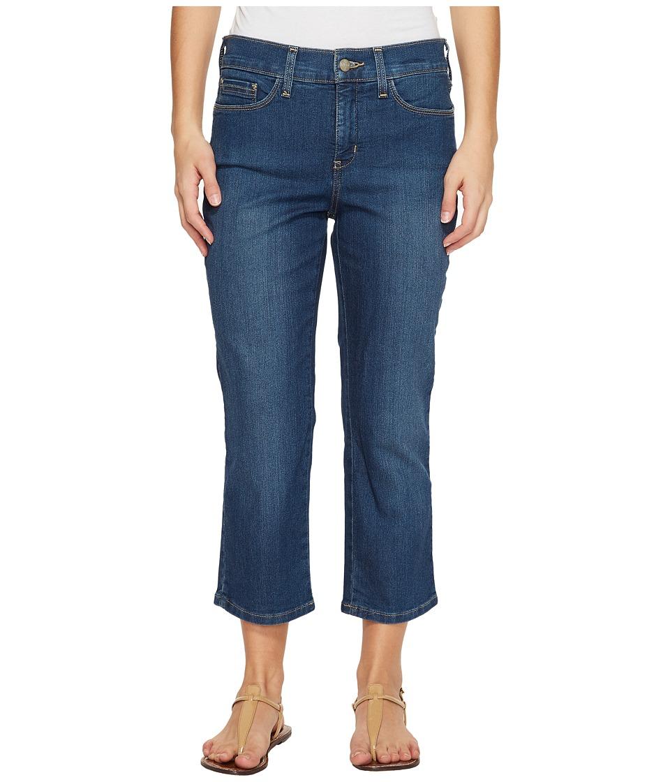 NYDJ Petite - Petite Alina Capris in Cleveland (Cleveland) Women's Jeans