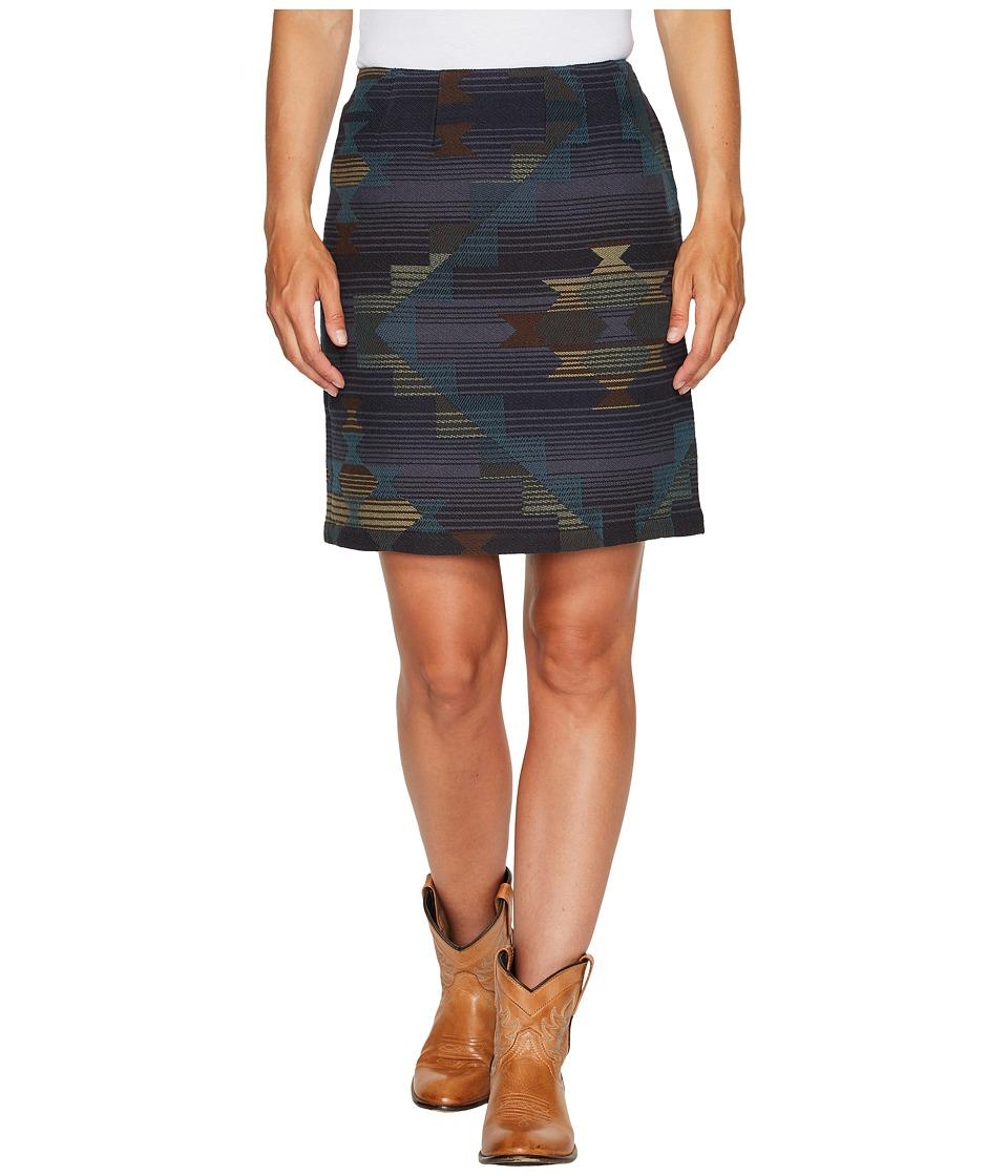 Double D Ranchwear Royston Mine Serape Skirt (Multi) Women
