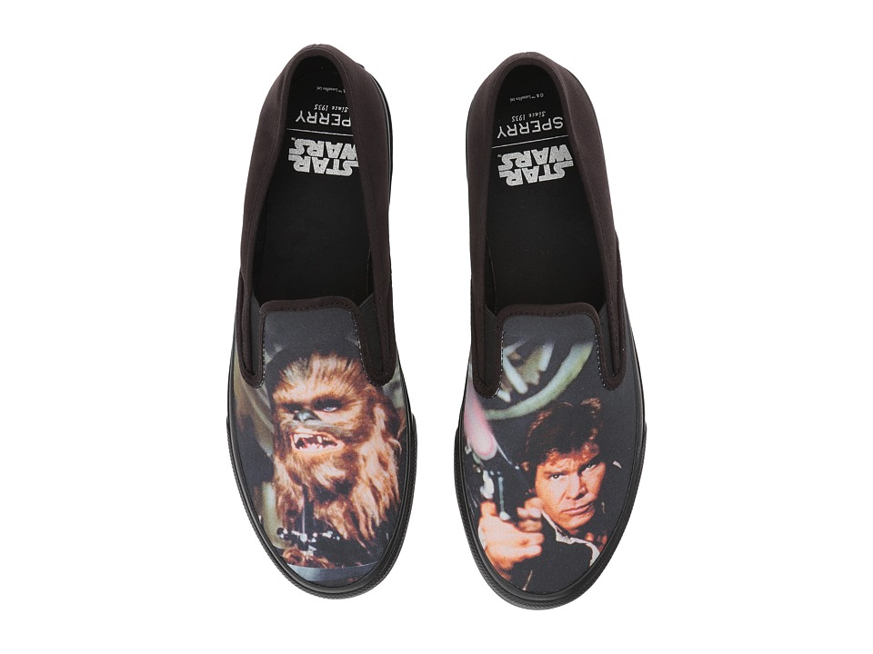 Sperry - Star Wars Cloud Slip-On (Chewie & Hans) Shoes