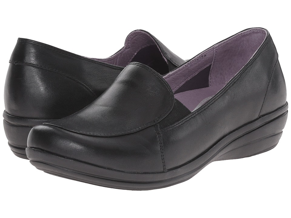 Dansko Marianne (Black Nappa Leather) Women
