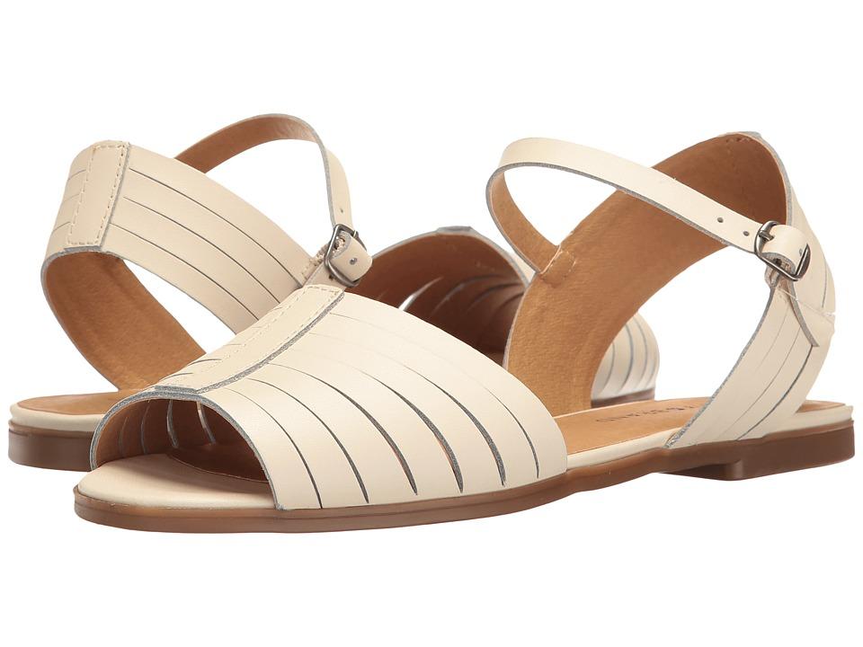 Lucky Brand - Channing (Linen) Women's Flat Shoes