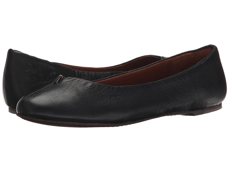 Lucky Brand - Finorah (Black) Women's Flat Shoes