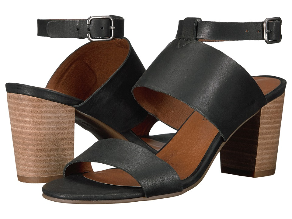 Lucky Brand Jodalee (Black) High Heels