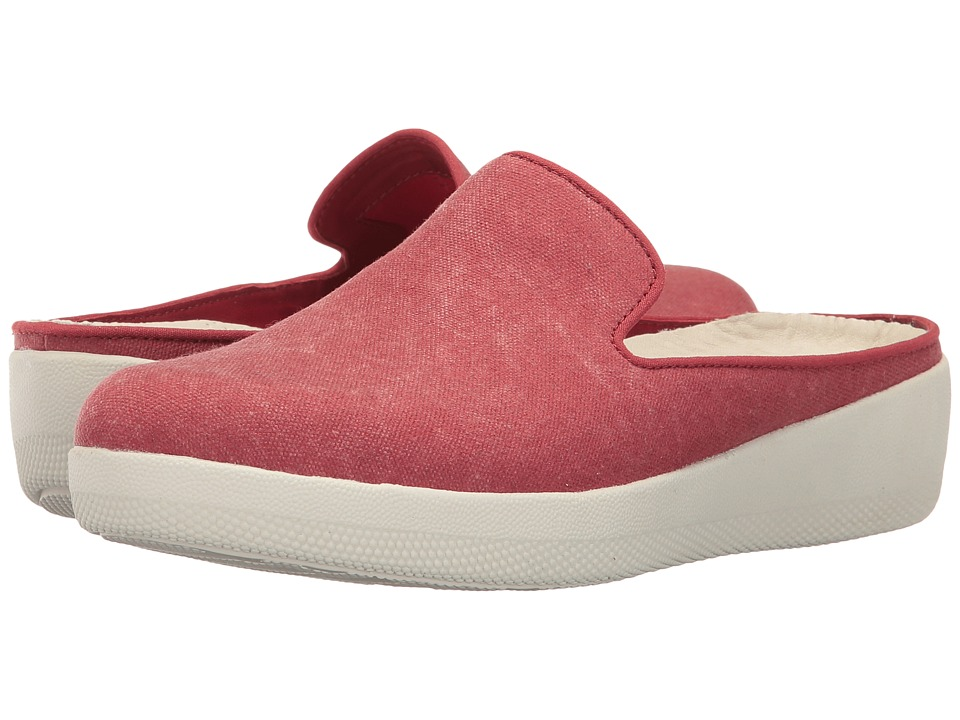 FitFlop - Superskate Slip-Ons (Classic Red) Women's Shoes