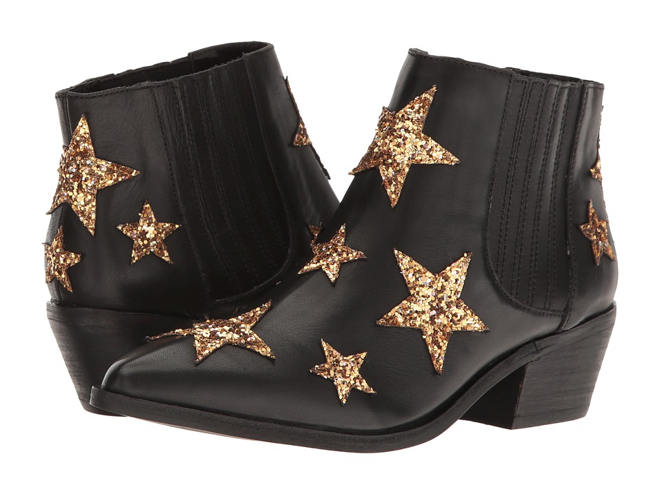 Chinese Laundry Fayme (Black Luster Leather) Women