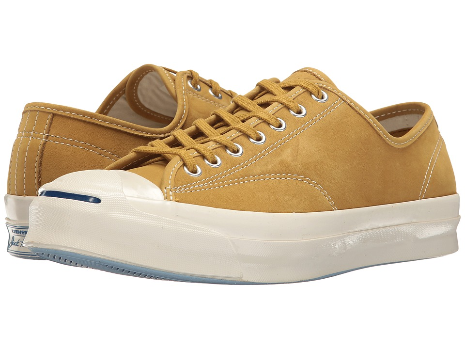 Converse - Jack Purcell Signature Ox (Relic Gold/Egret/Egret) Shoes