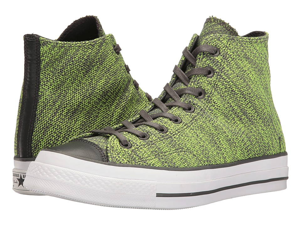 Converse - Chuck Taylor All Star 70 Hi (Storm Wind/Volt/White) Shoes