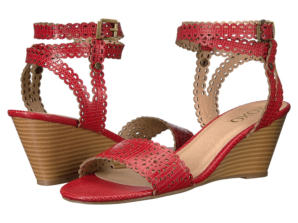 XOXO - Sissy (Red) Women's Shoes