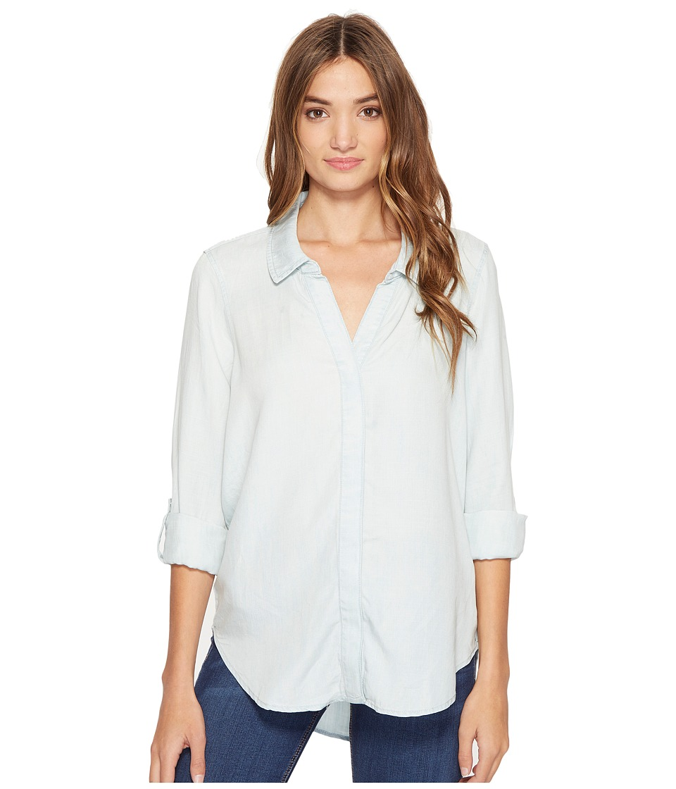 Tart - Caroline Top (Indigo Wash) Women's Clothing