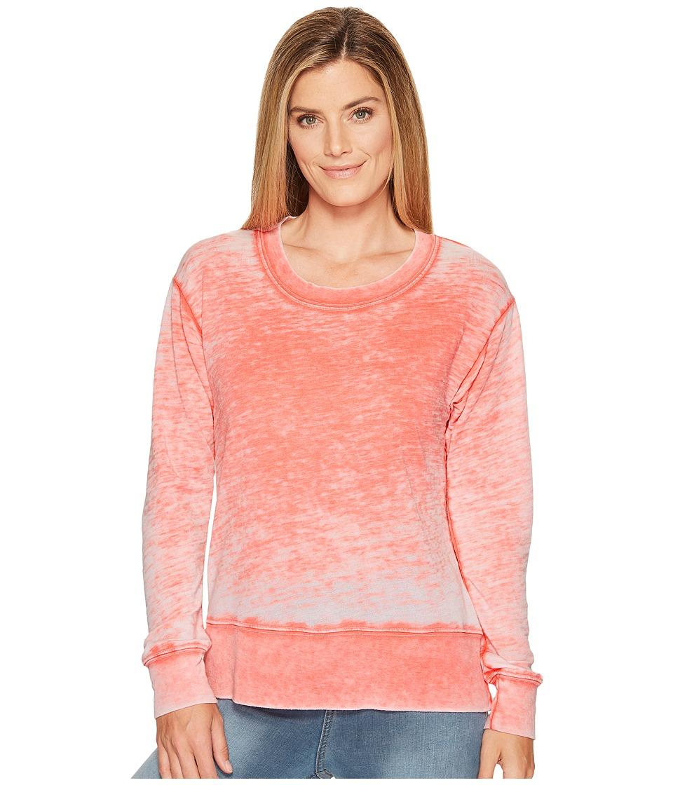Allen Allen L/S Sweatshirt (Begonia) Women