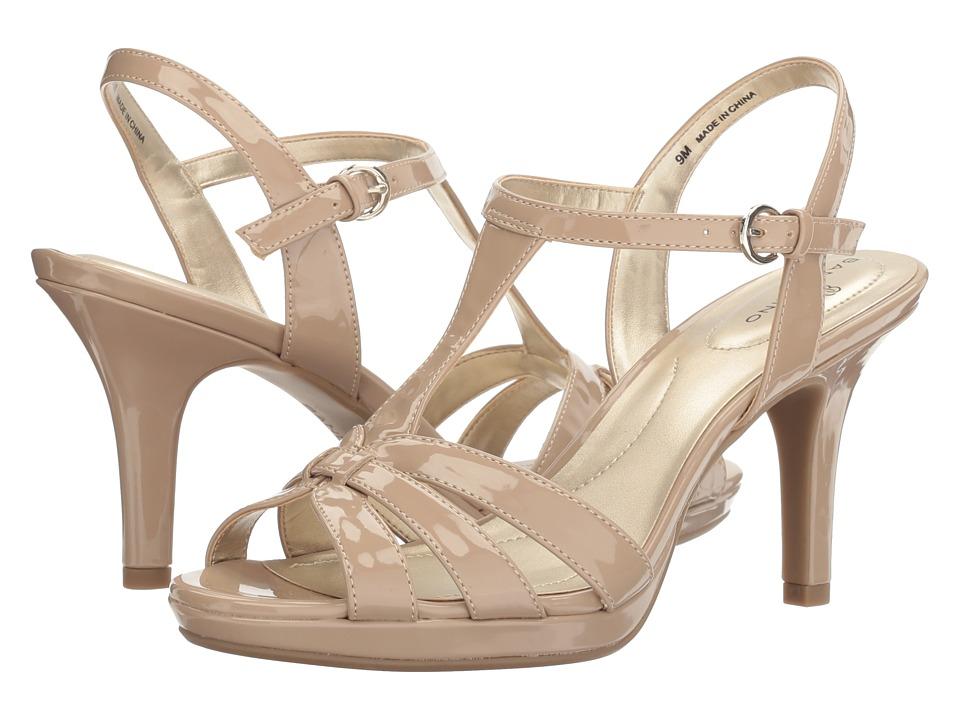 Bandolino - Seloop (Natural Patent) Women's Shoes