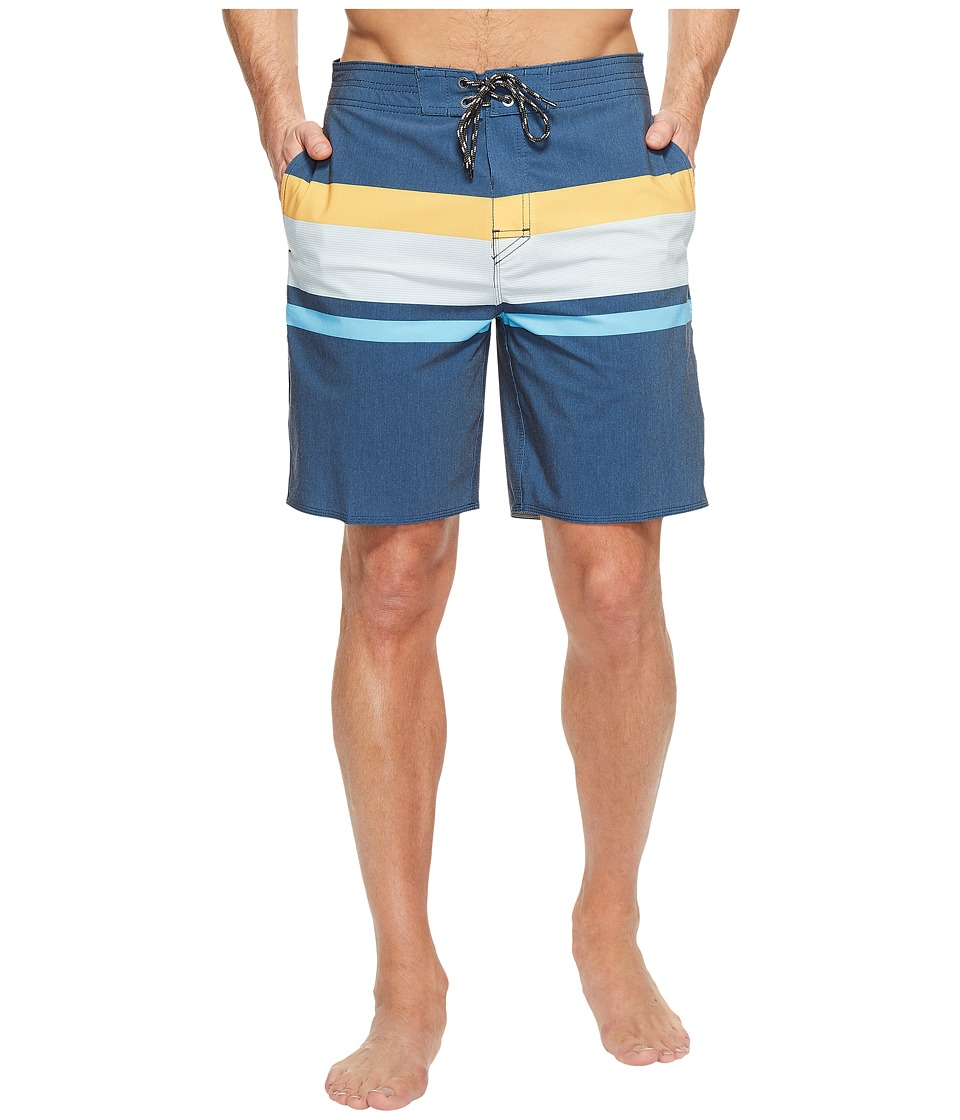 Rip Curl - Rapture Layday Boardshorts (Navy 1) Men's Swimwear
