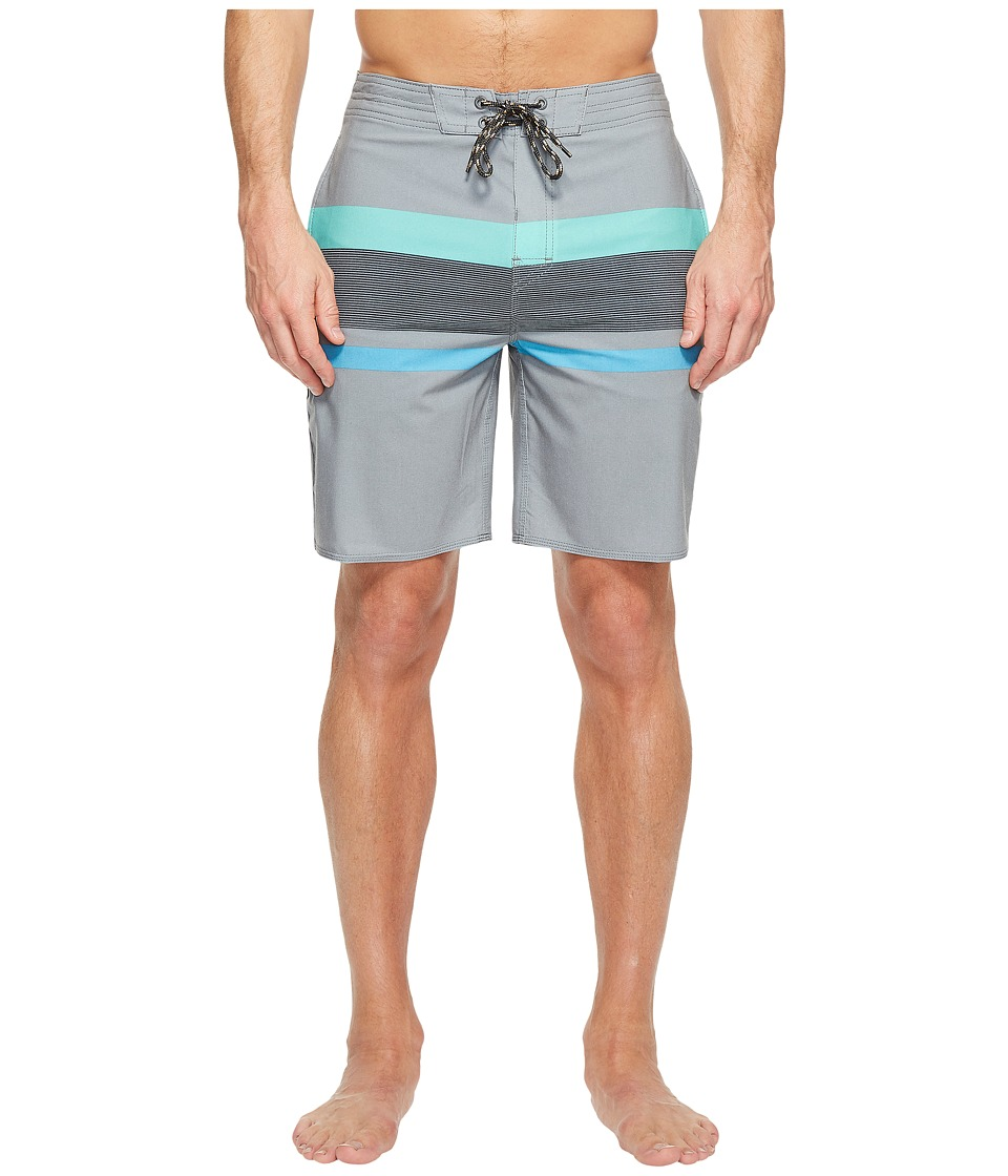 Rip Curl - Rapture Layday Boardshorts (Grey) Men's Swimwear