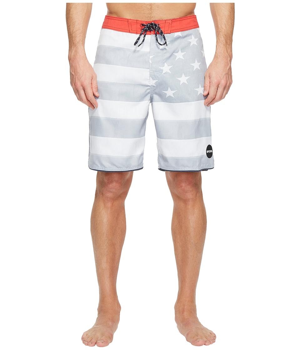 Rip Curl Freestate Boardshorts (White) Men