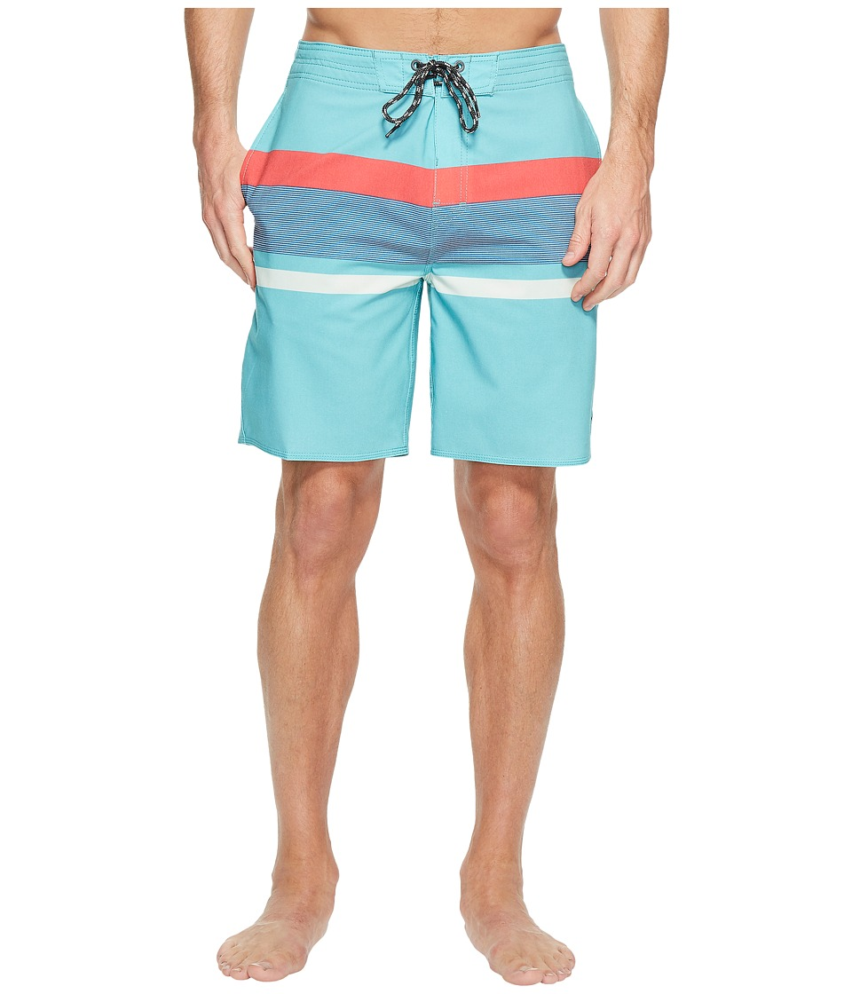 Rip Curl - Rapture Layday Boardshorts (Teal 1) Men's Swimwear