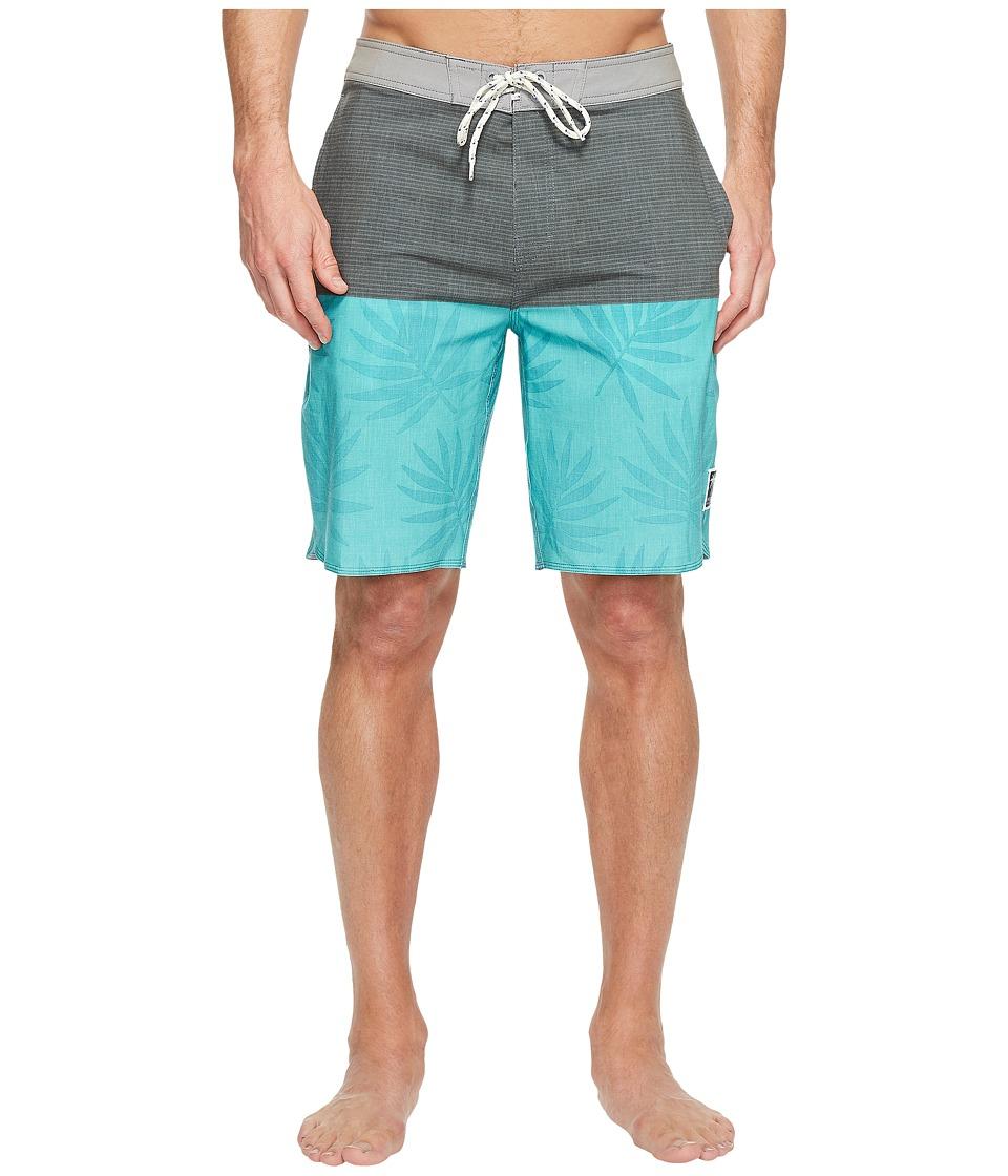 Rip Curl - Getaway Layday Boardshorts (Teal) Men's Swimwear