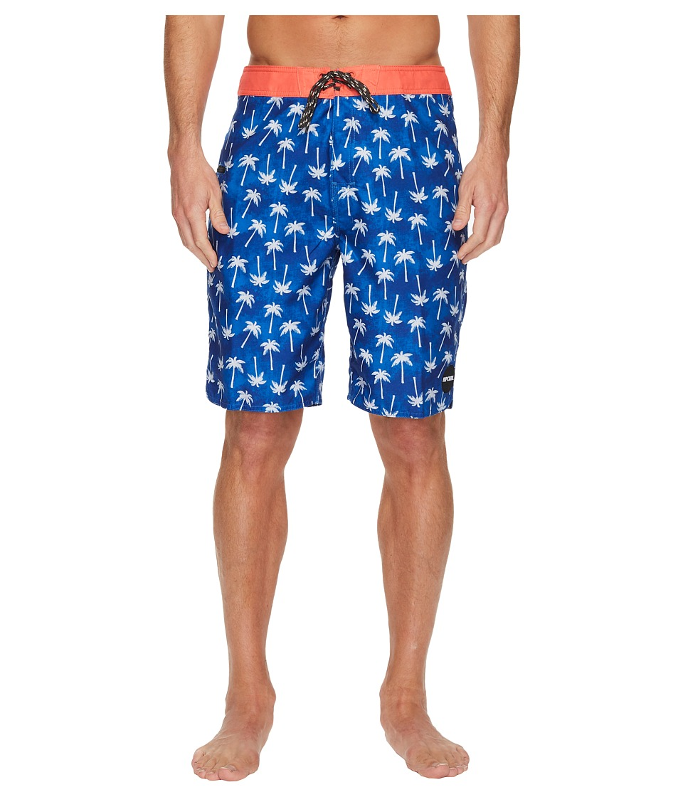 Rip Curl - Baker 21 Boardshort (Blue) Men's Swimwear