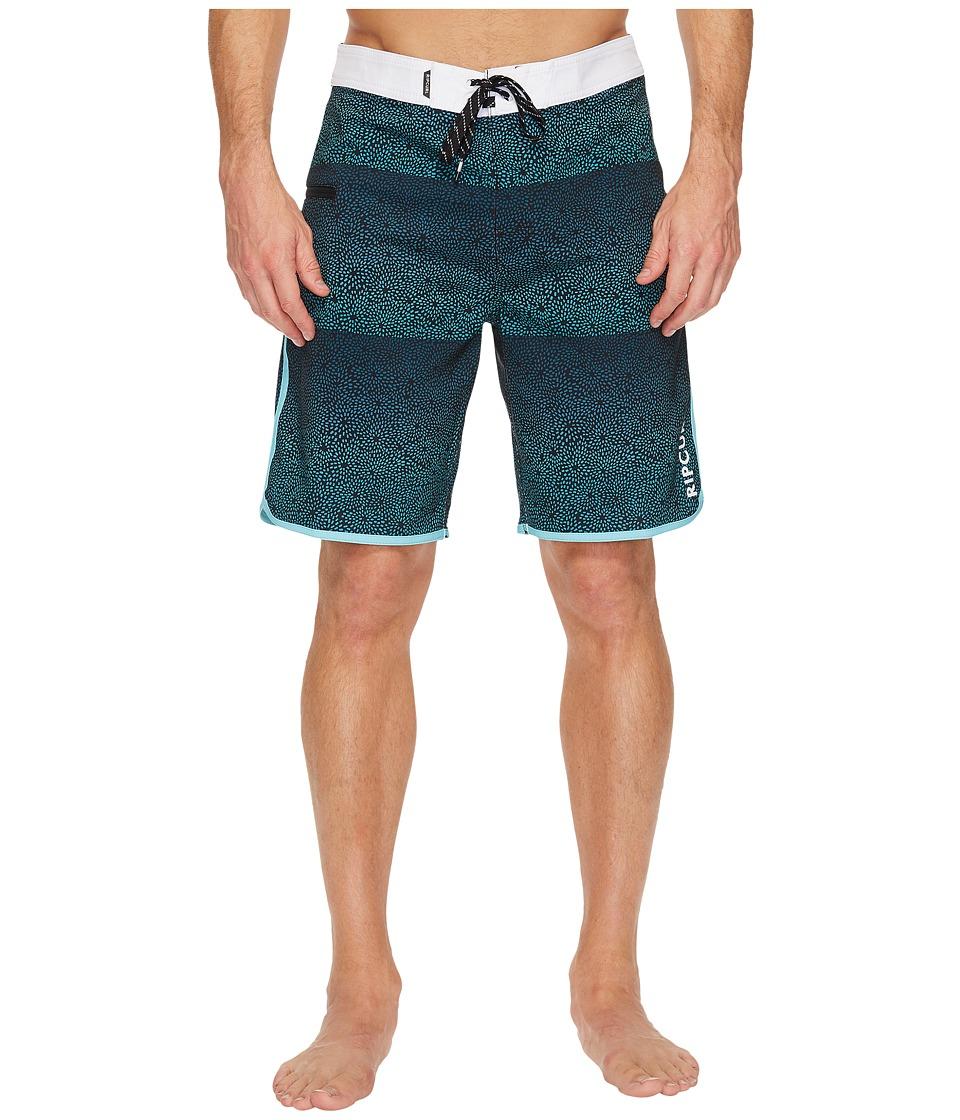 Rip Curl - Mirage Dab 20 Boardshort (Teal) Men's Swimwear