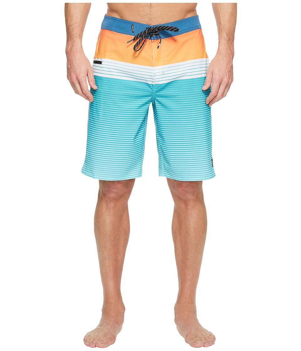 Rip Curl - Mirage Edge Boardshorts (Teal) Men's Swimwear