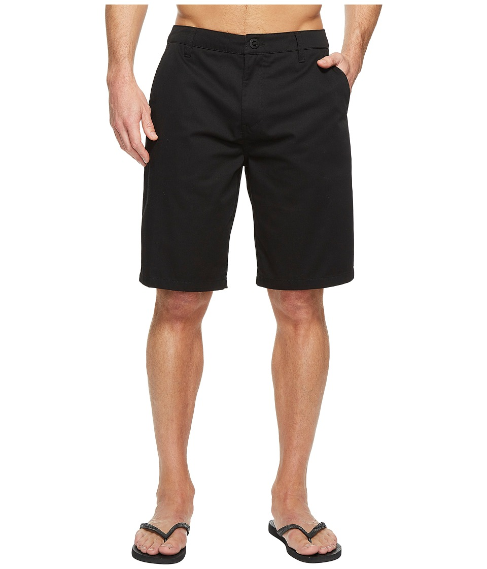 Rip Curl - Passenger Walkshorts (Black) Men's Shorts