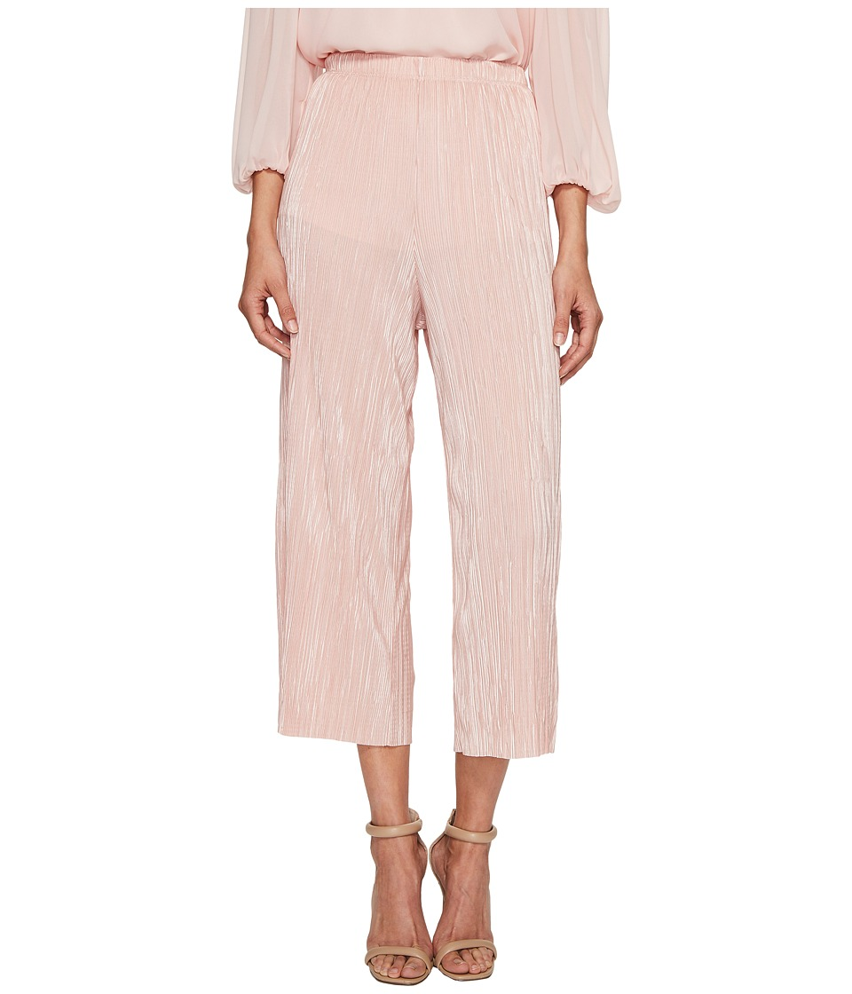 1.STATE - Pleated Culotte (Rosy Flush) Women's Clothing
