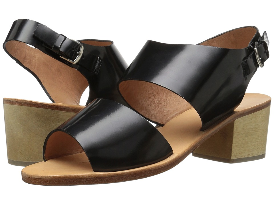 Rachel Comey - Tulip (Black Satinado) Women's Sandals